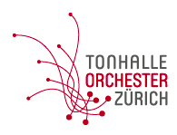 Tonhalle Orchester logo