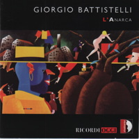 Music by Giorgio Battistelli, conducted by Pierre-André Valade