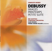 Music by Claude Debussy, conducted by Pierre-André Valade