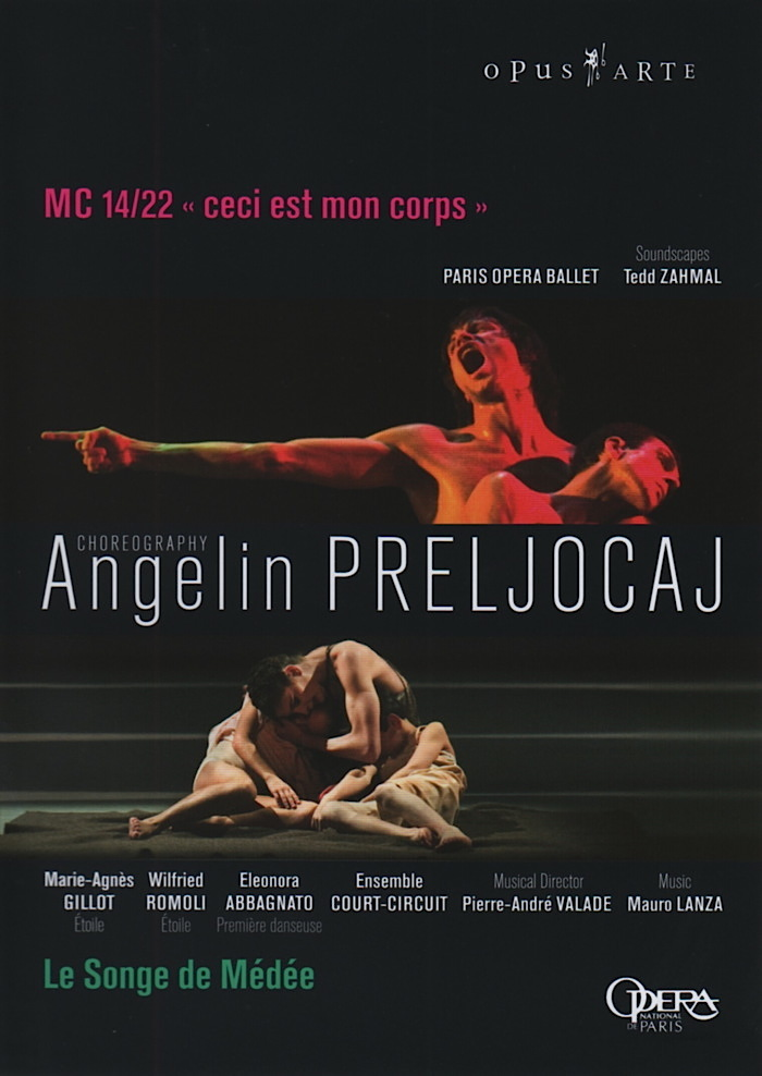 Ballet by Angelin Preljocaj, music by Mauro Lanza, conducted by Pierre-André Valade