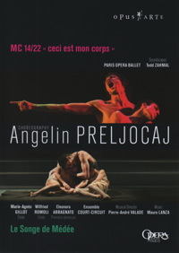 DVD d'Angelin Preljocaj/Mauro Lanza, conducted by Pierre-André Valade