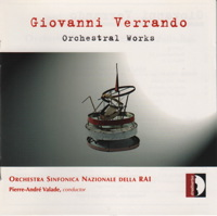 Music by Giovanni Verrando, conducted by Pierre-André Valade